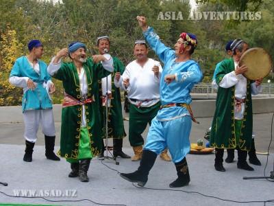 Culture of Uzbekistan