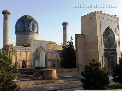 Uzbekistan Sights
