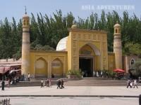 Tours in Chinese Xinjiang