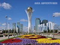 Tours in Kazakhstan
