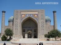 Tours in Uzbekistan