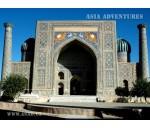 May holidays in sunny Uzbekistan