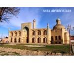 Trip from Tashkent to all Fergana valley