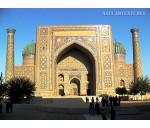 Trip from Tashkent to Samarkand