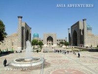 Excursions from Samarkand