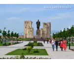 Trip from Samarkand to Shakhrisabz