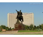 Sightseeing in Tashkent