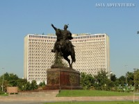 Excursions from Tashkent