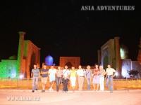 MICE tours in Uzbekistan