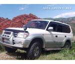 Jeep tour through Sary-Chelek